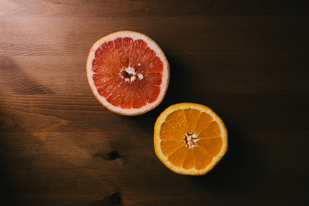 Image of citrus fruit