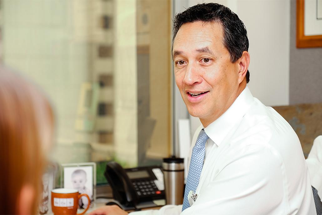 Dr. Christopher Huang